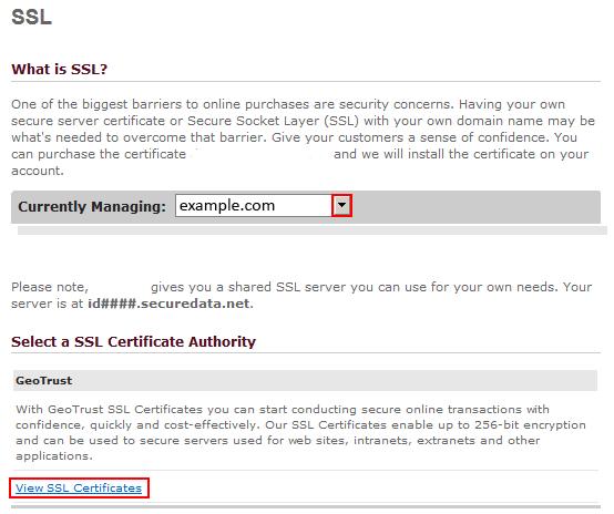 How to Order an SSL Certificate – Gate Help Center